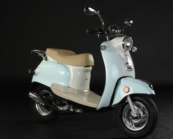 Motorroller 50cc