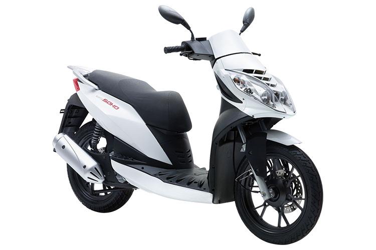 Motorroller 125cc