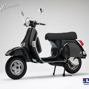 motorroller 125cc alisze scooter. Black Bedroom Furniture Sets. Home Design Ideas